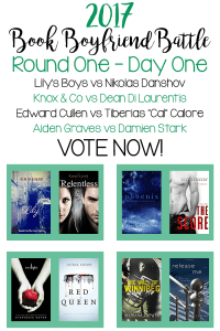 Book Boyfriend Battle – First Round – Day One