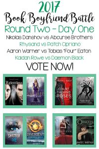 Book Boyfriend Battle – Second Round – Day One