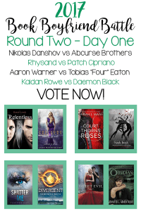 Book Boyfriend Battle – Second Round – Day One