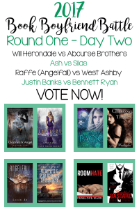Book Boyfriend Battle – First Round – Day Two