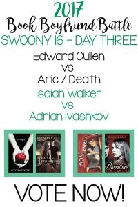 Book Boyfriend Battle – SWOONY 16 – Day Three