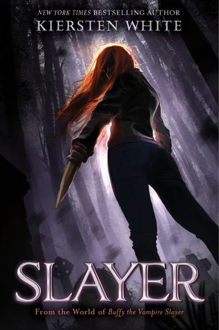 ARC REVIEW + GIVEAWAY (US ONLY): Slayer (Slayer #1) by Kiersten White