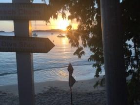 Secret Harbour Sunset