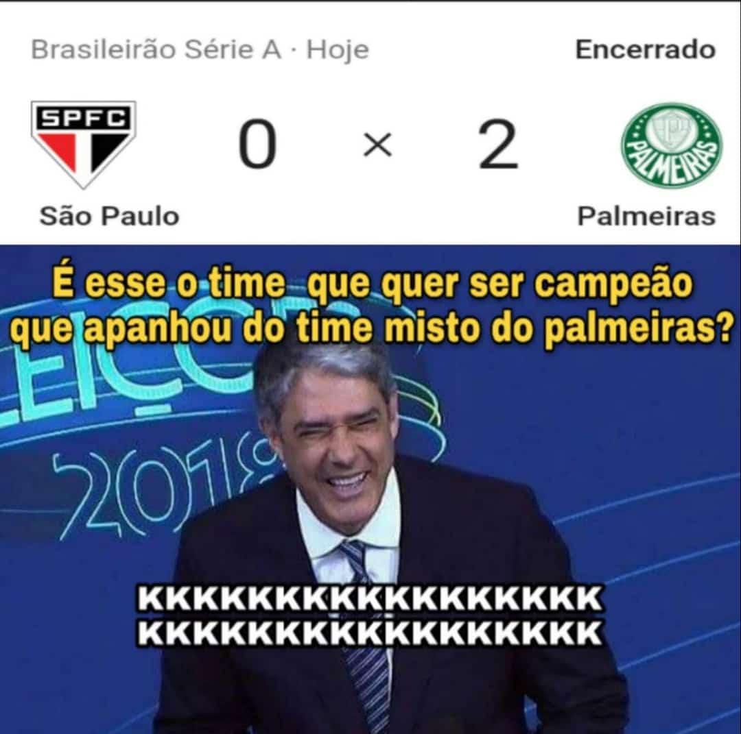 Assim não dá né São Paulo