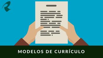 Modelo De Currículo Para Professor Baixar Doc Para Word