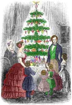 victorianchristmastree