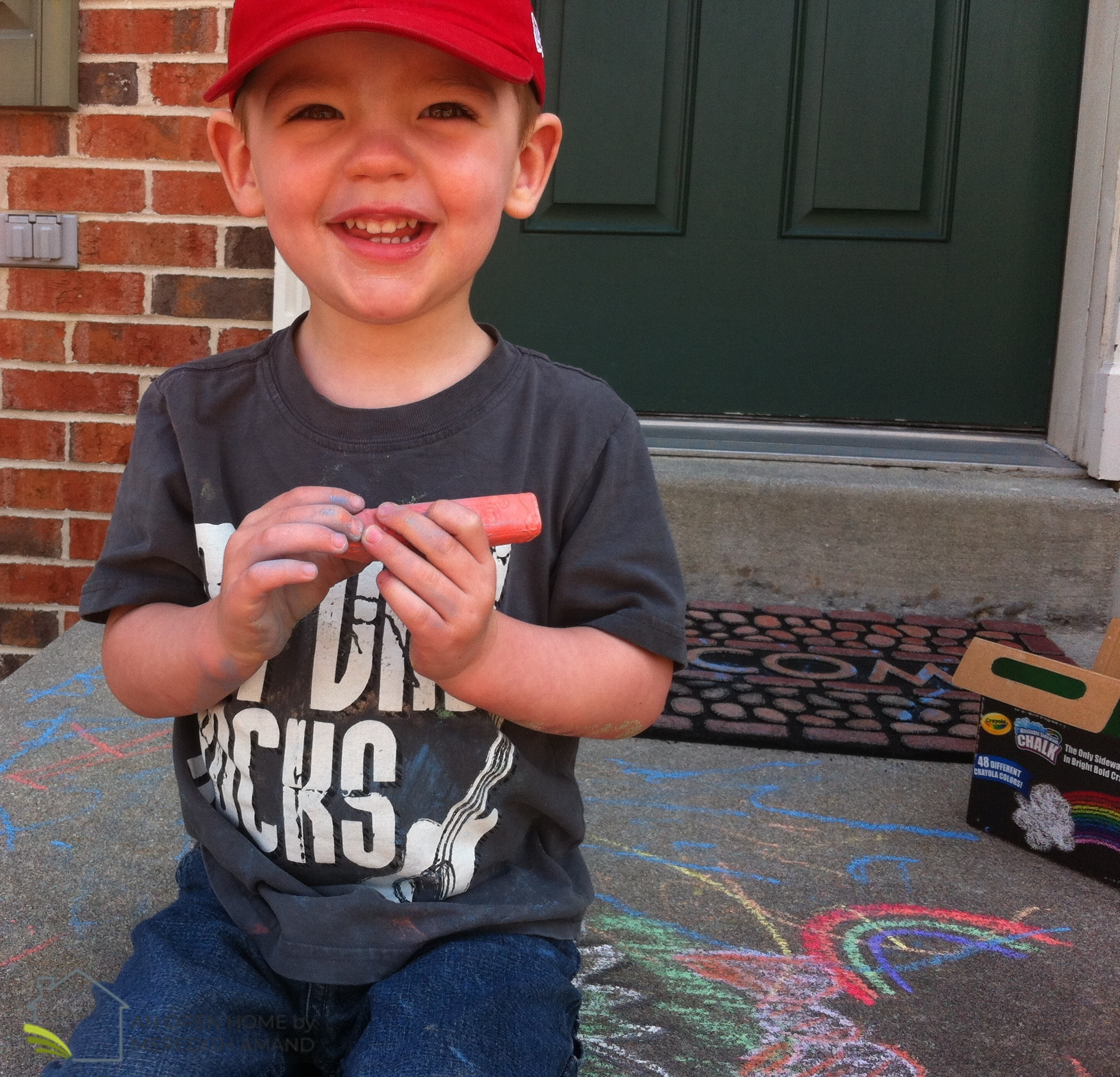 15 Sidewalk Chalk Activities for Kids