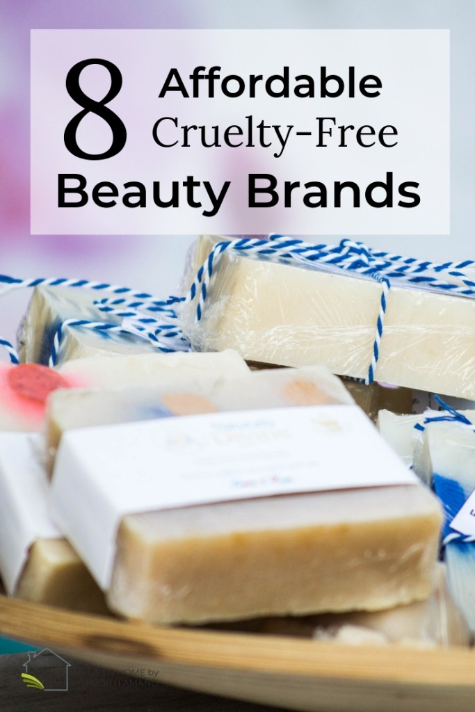 8 Affordable Cruelty-free Beauty Brands - My favorite skin, hair and make-up brands that never test on animals! | MeredithAmand.com