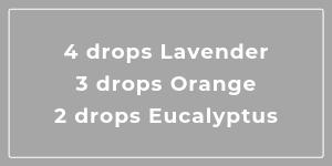 Lavender Fields Essential Oil blend for kitchen smells MeredithAmand.com