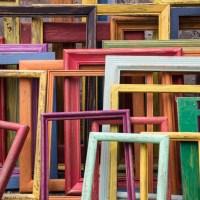 30 Thrifty Gallery Wall Ideas