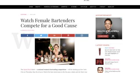 Beauty News NYC