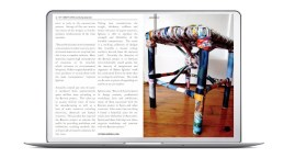Contributing Fashion & Design Editor for THINK magazine. Issue 011 www.thinkmag.net.