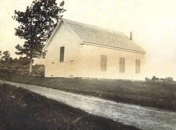 Pottle meetinghouse c. 1890
