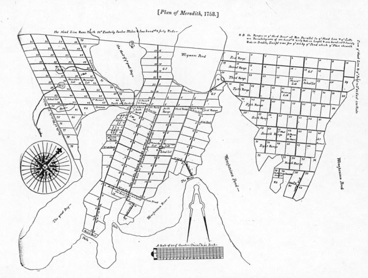 Meredith Plan of 1753