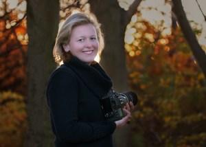 Headshot of Meredith Hodge, Northwood photographer