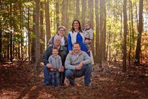 Extended Family Portraits - The Brown Family, Chesapeake VA