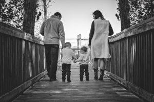 Extended Family Portraits -Chesapeake photographer, Great Bridge Lock Park