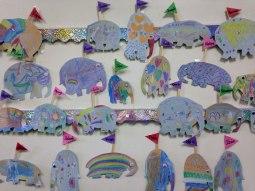 Elephants by Rm 105