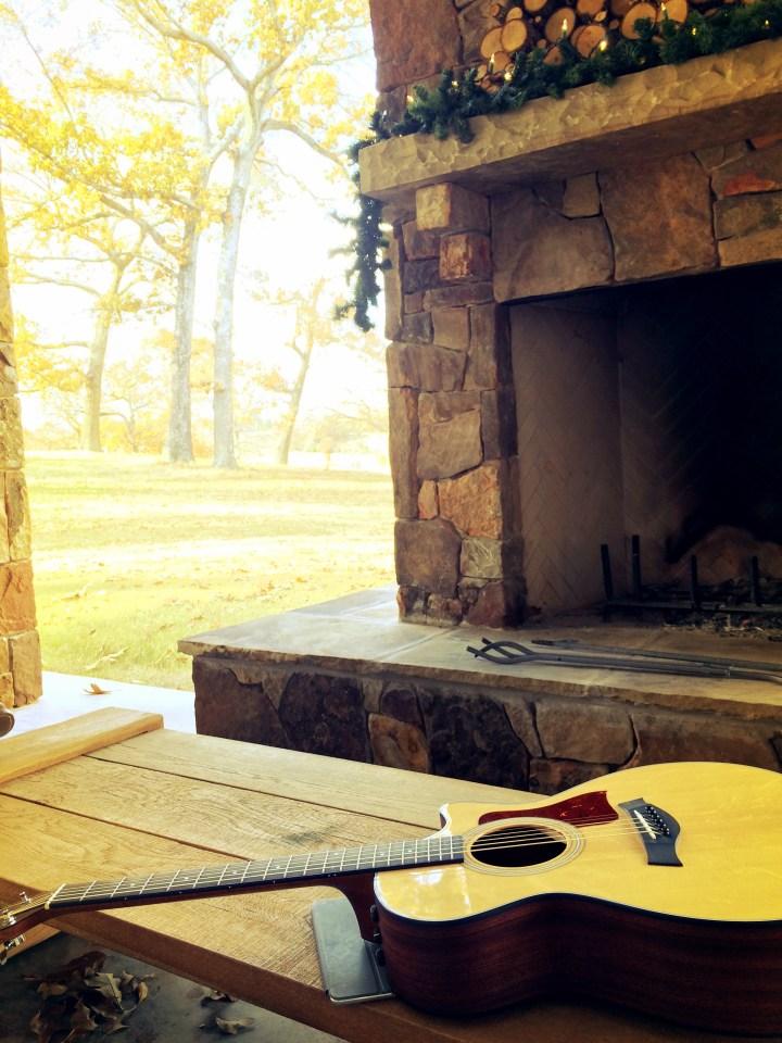 ranch guitar