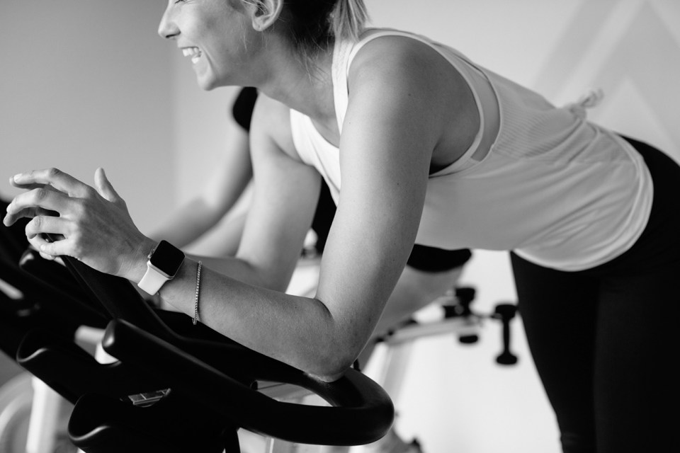 Meredith Perdue for Reve Cycling Studio