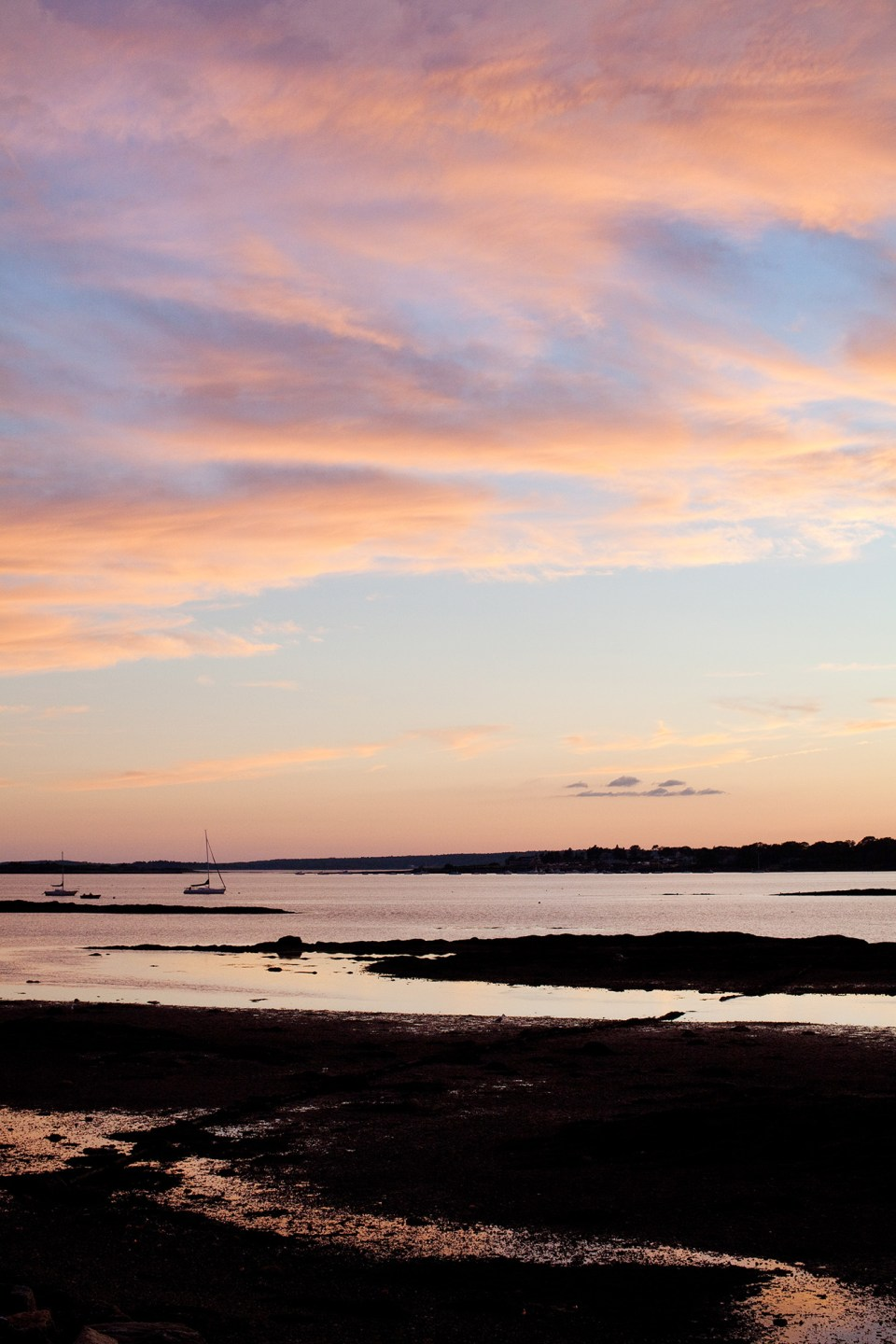 Harpswell Maine by Meredith Perdue