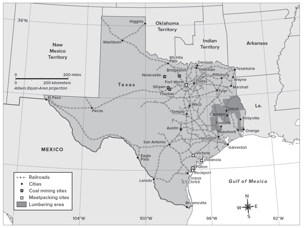 Texas History Grade 7