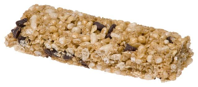receitas de barrinhas de cereais