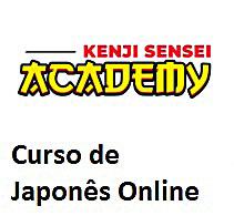 Curso de Japonês Kensi Sensei Academy Online