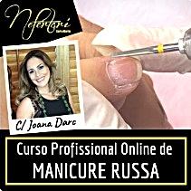 Curso de Manicure Russa / Cutilagem Russa