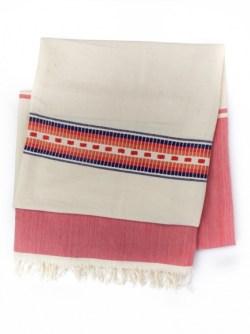 Mehari Handwoven Blanket from Ethiopia | LiveFashionable.com