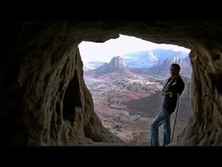 Rock-Hewn Churches of Ethiopia in HD video