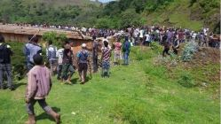 Protesters in Gojjam shut down Nile River Bridge (Abay Dildiy) on the Debre Markos – Addis ...