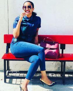 Ethiopian Actress Etsehiwet Abebe