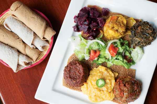 3 health benefits of Ethiopian food