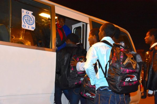 46 Ethiopian immigrants detained in Mozambique