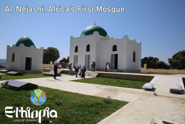 Al Nejashi Mosque in Tigray Region of Ethiopia sustains minor damage after an attack
