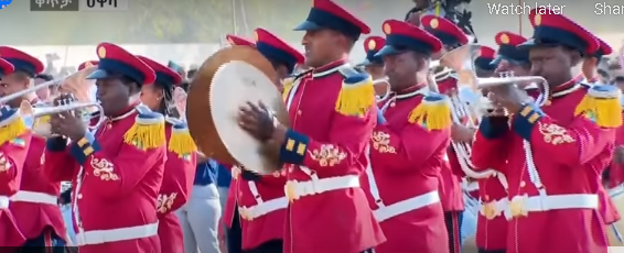 Former Sidama Zone celebrated its official transformation into 10th Ethiopia's Regional State (video)