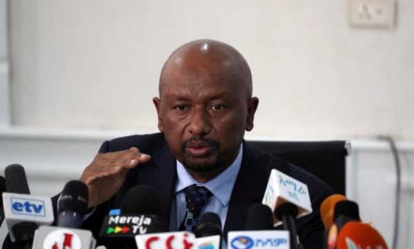 """Ethiopia looking forward to a """"win-win solution"""" for GERD dispute- Water, Irrigation and Energy Minister"""