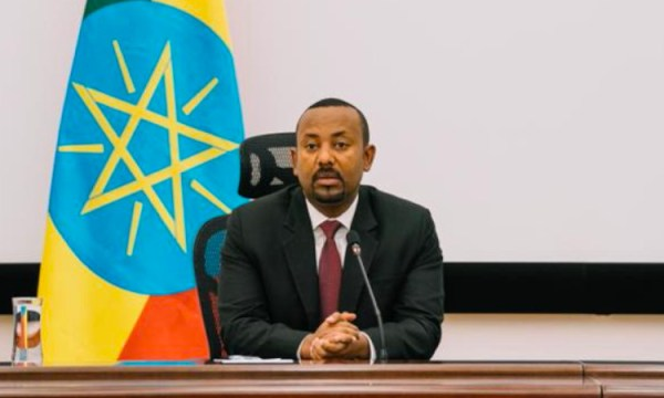 Prime Minister Abiy Ahmed calls on citizens to join security institutions to defend the nation from evolving attacks (video)