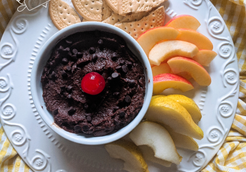 humus de chocolate principal
