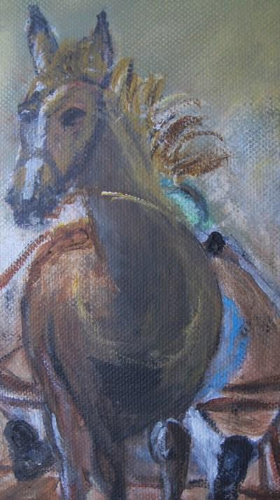 Détail course 3 chevaux