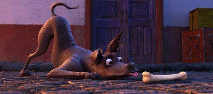 ดันเต้ จาก ภาพยนตร์เรื่อง Coco