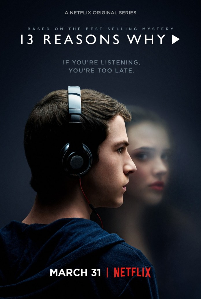 Poster จาก 13 Reasons Why