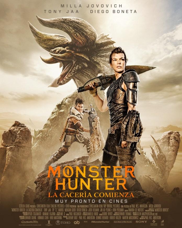 รีวิว Monster Hunter