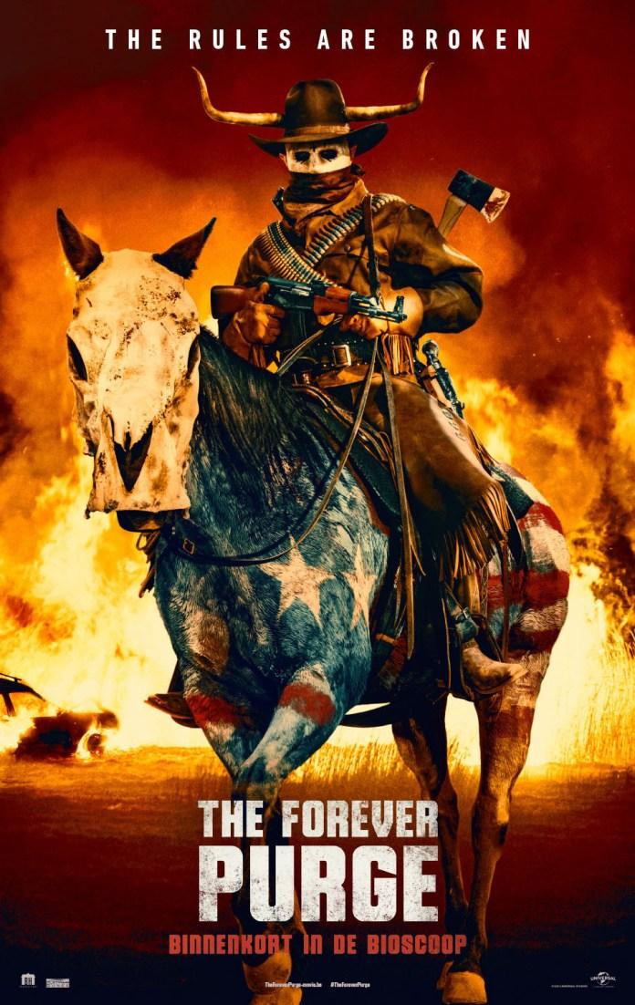 The Forever Purge คืนอำมหิต: อำมหิตไม่หยุดฆ่า