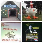 Helpen bij het Chicks are Cool Dance Event in Haps opbrengst natuurlijk voor Alpe d'HuZes!