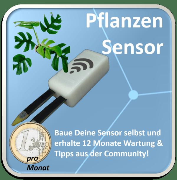 Pflanzen-Sensor-Service