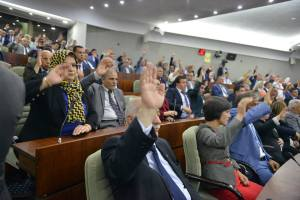 Algerian MPs have just voted against the promotion of the Kabyle language in Algeria.