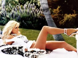 Merican Babe of the Day - Paris Hilton