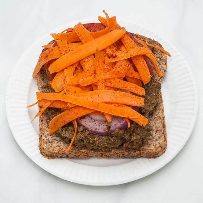 vegetable sandwich spread